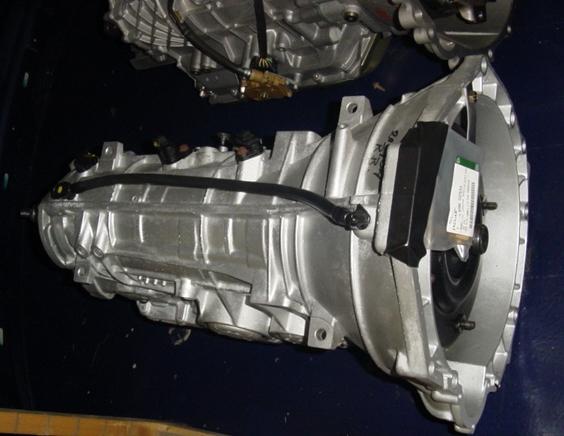 Jaguar S-type 3.0V6/4.0V8 Automaat Versnellingsbak Gereviseerd
